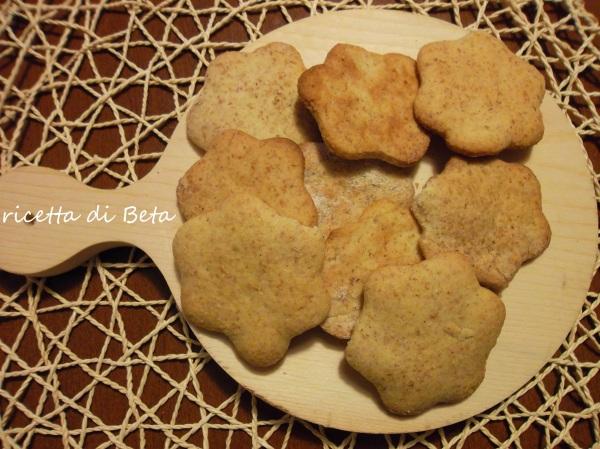 biscotti POLENTA