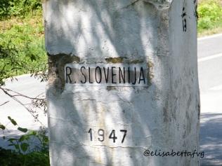 Confine Slovenia