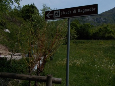 STRADA DI BAGNADOR